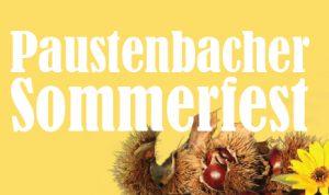 Paustenbacher Sommerfest